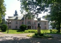 Stary Pałac - Iwonicz-Zdrój
