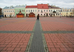 Kamienice na północnej pierzei rynku
