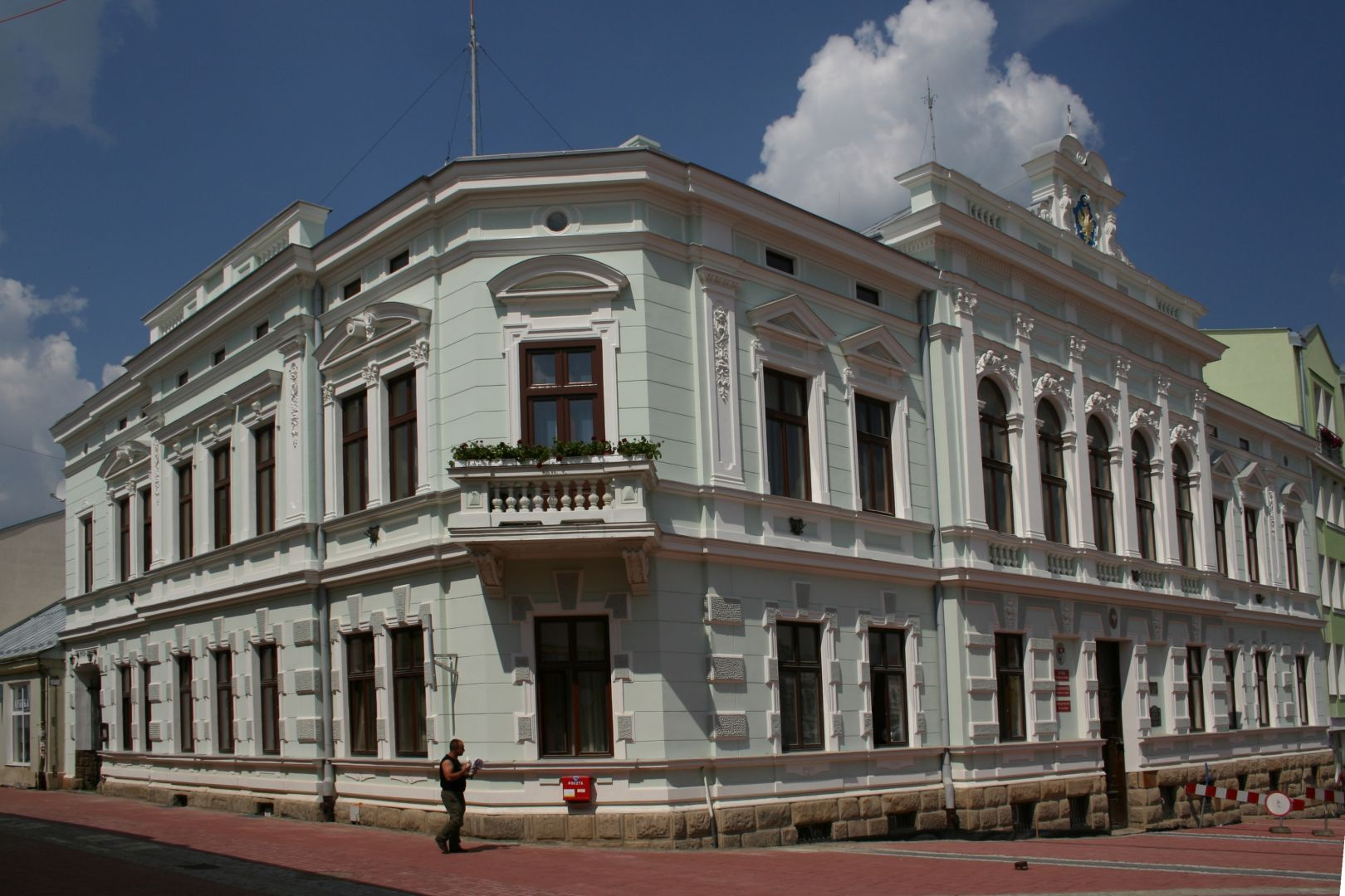 Budynek Urzędu Miasta Sanoka