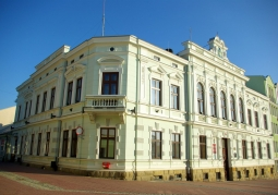 Odnowiona fasada
