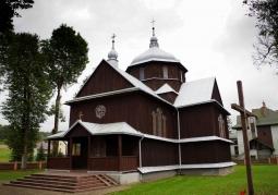 Cerkiew Narodzenia NMP - Wojtkowa