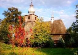 Kościół Narodzenia NMP - Średnia Wieś