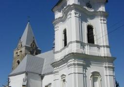 Kościół od strony dzwonnicy