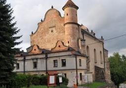 Synagoga - Lesko