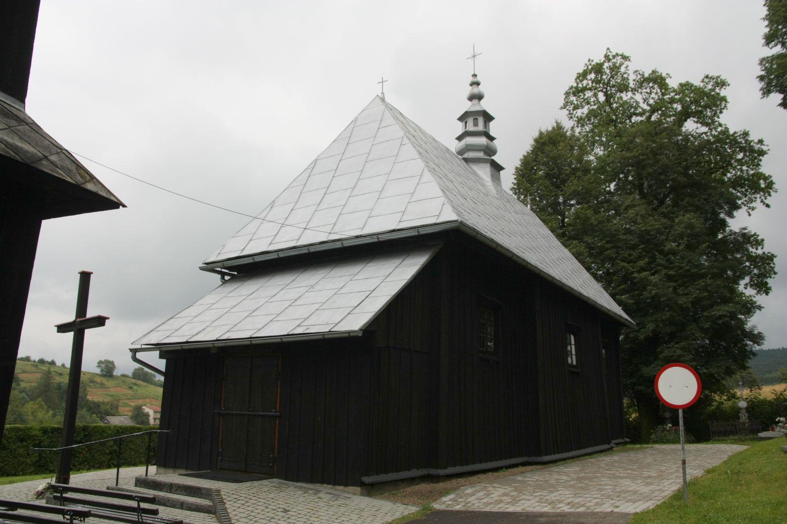 Budynek cerkwi