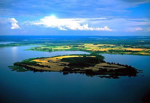 Lake Śniardwy