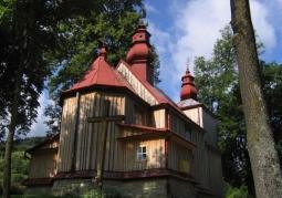 Cerkiew św. Paraskewii w Hołuczkowie
