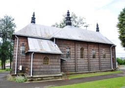Cerkiew Wniebowstąpienia Pańskiego - Sanok