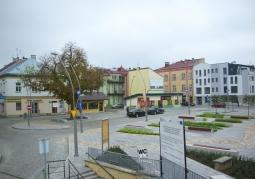 Plac świętego Michała po rewitalizacji