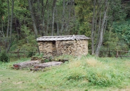 Ruiny folwarku Stroińskich