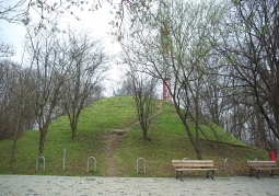 Kopiec Adama Mickiewicza - Park Miejski im. Adama Mickiewicza