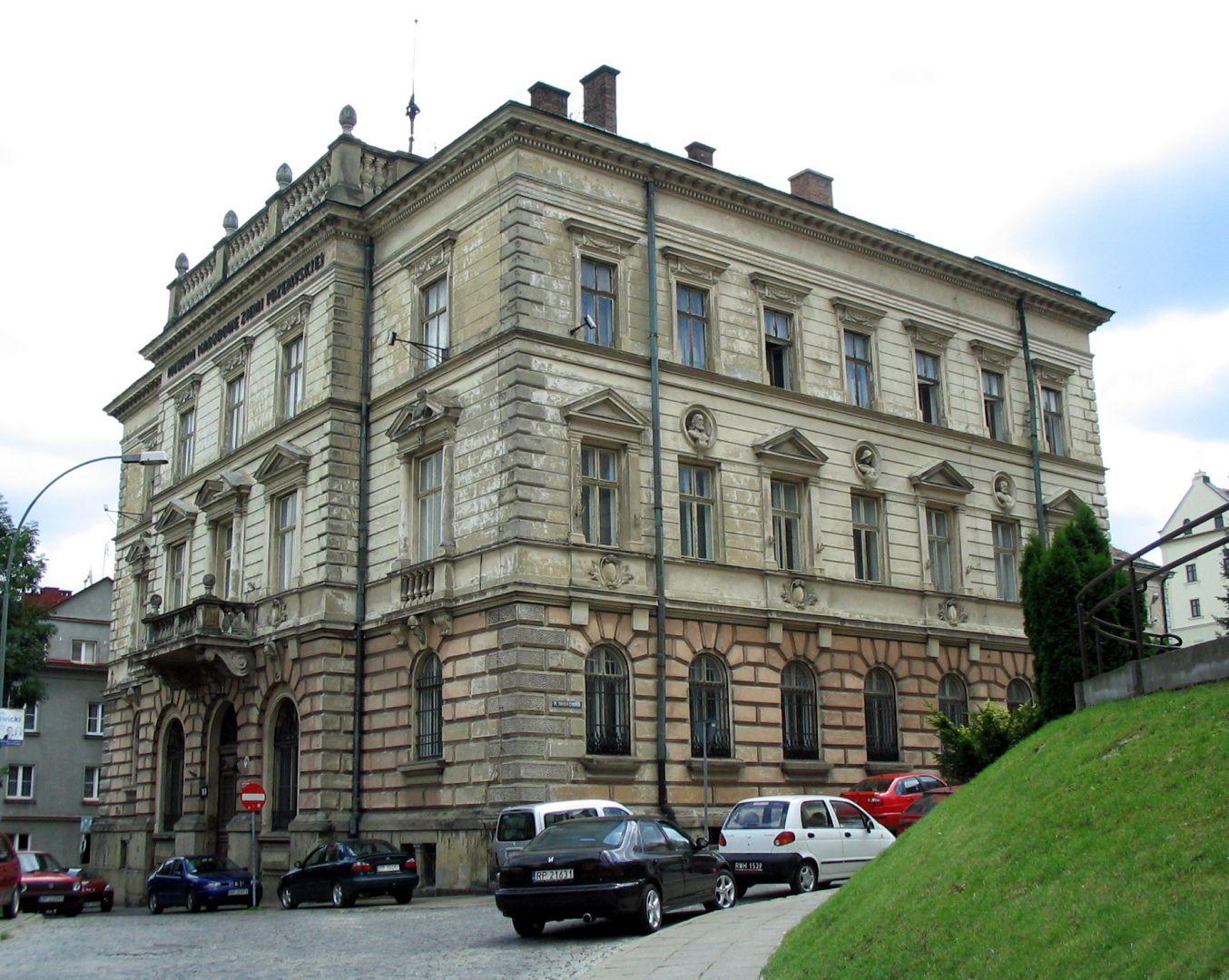 Gmach pałacu