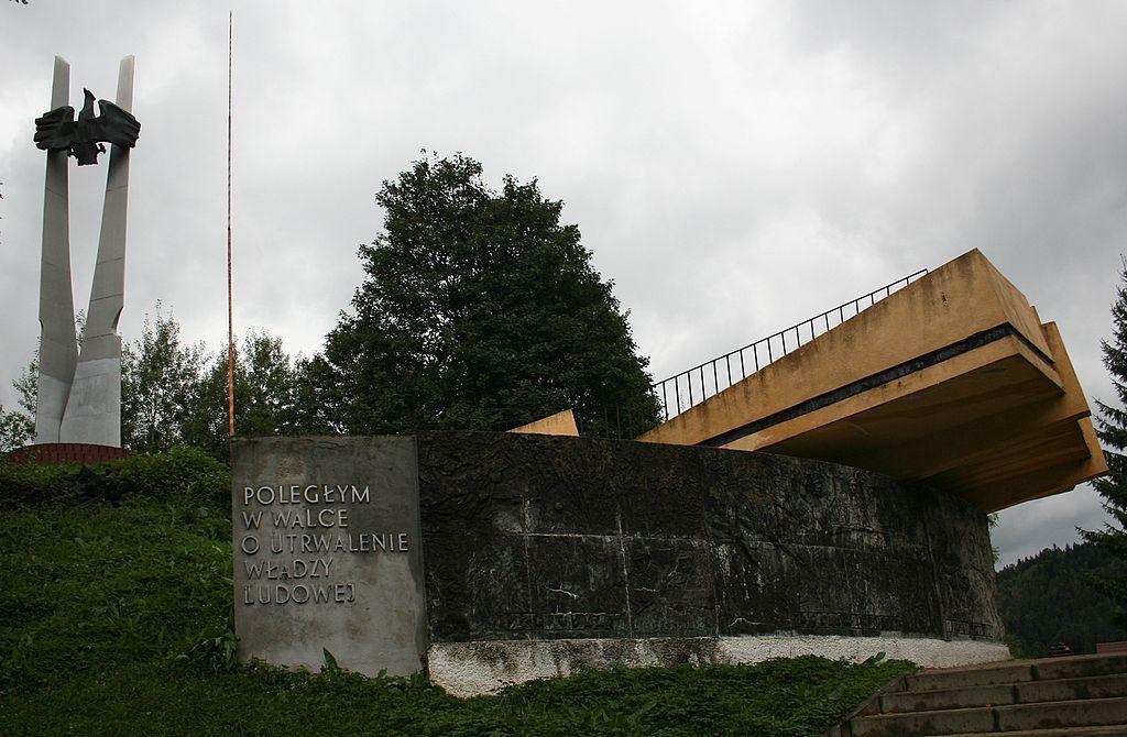 Pomnik Poległym w walce o utrwalanie władzy ludowej