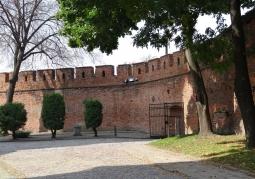 Fragment murów obronnych w Przeworsku