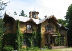 Pałac Myśliwski Potockich - Julin