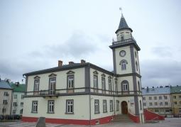 Ratusz, siedziba muzeum regionalnego