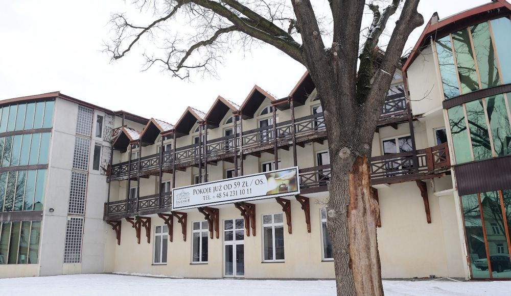 Sanatorium Uzdrowiskowe Polex