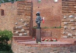 Pomnik Małego Powstańca - Warszawa
