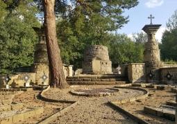 Cmentarz w Woli Cieklińskiej