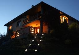 Apartament nocą