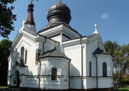 Orthodox church of the Birth of the Virgin - Włodawa
