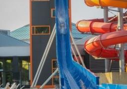 Aquapark zjeżdżalnie