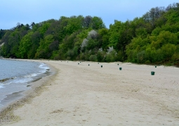 Plaża Babie Doły - Gdynia