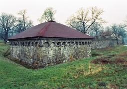 Renesansowe fortyfikacje Rożnów