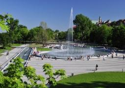 Multimedialny Park Fontann - Warszawa