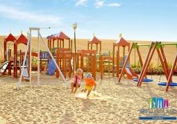 Minieuroland Park miniatur plac zabaw