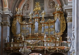 Organy kościoła akademickiego św. Anny