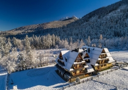 Wersja zimowa Eco Tatry