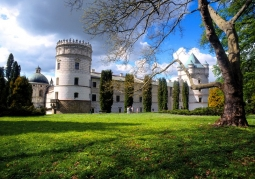 Mury i baszty zamku