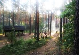 Idealne miejsce na odpoczynek wśród natury