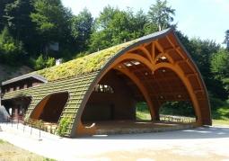 Amfiteatr - Iwonicz-Zdrój
