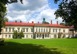 Habsburg Palace - New Castle