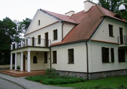 Restored country house