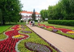 Park Zdrojowy - Ciechocinek