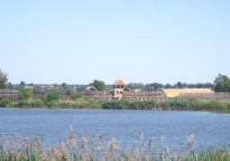 Biskupińskie Lake - Biskupin