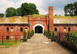 Fort IV Yorck Żółkiewski - Toruń