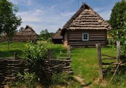 Photo: Ethnographic Park in Sanok