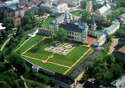 Pałac Biskupów Krakowskich - Muzeum Narodowe - Kielce