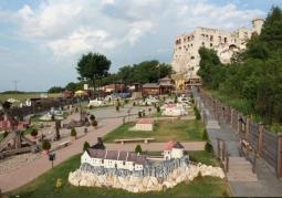 Park Miniatur Ogrodzieniec - Podzamcze