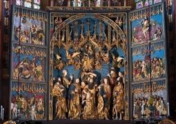Ołtarz Wita Stwosza - Kościół Mariacki