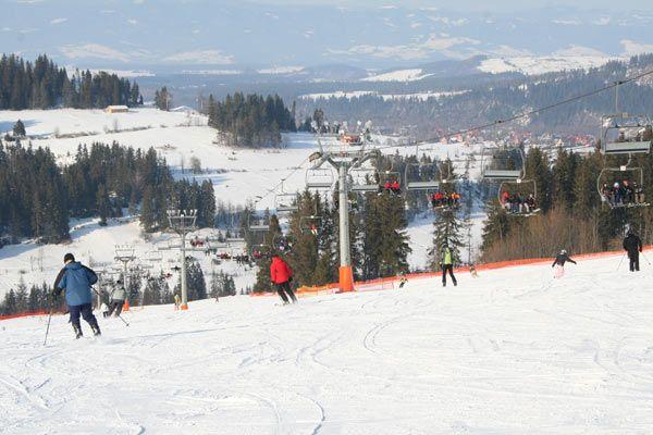 Stacja Narciarska Rusiń-ski