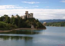 Zdjęcie: Zamek Dunajec