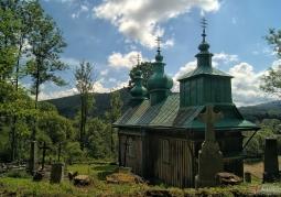 Cerkiew pw. Zaśnięcia Bogurodzicy - Szczawne