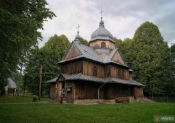 Cerkiew pw. św. Mikołaja - Chmiel