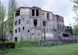 Ściana wschodnia zamku