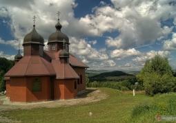 Cerkiew p.w. św. Michała Archanioła - Kulaszne
